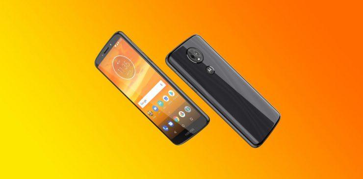 هاتف Moto E5 Plus